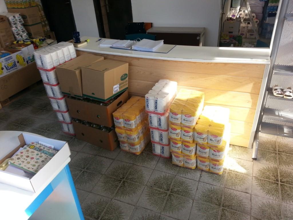 Donacija socijalnoj trgovini Vukovar